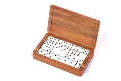 комплект dominoe Стоковые Изображения RF
