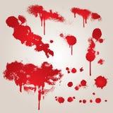 комплект grunge бесплатная иллюстрация