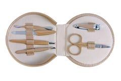 комплект manicure Стоковое фото RF