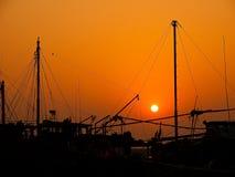 Комплект Sun стоковое фото