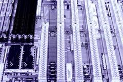 компонентный компьютер Стоковые Фотографии RF