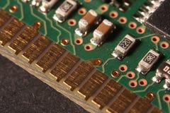 компонентный ПК Стоковое Изображение RF