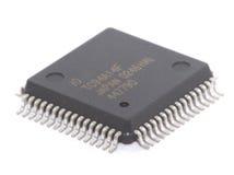 компоненты компонента цепи c Стоковое фото RF