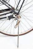 Компоненты старого велосипеда Стоковое фото RF