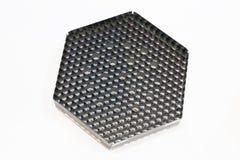 Компоненты тепловыделяющих блоков для атомных электростанций стоковая фотография