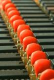 компоненты электронные Стоковое фото RF