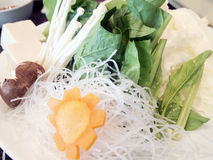 компоненты vegetable Стоковая Фотография RF