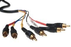 компонент кабеля Стоковые Фото