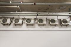Компрессоры воздуха Стоковое Фото