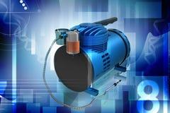 компрессор воздуха иллюстрация вектора