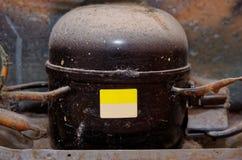 компрессор стоковое фото