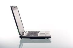 компьтер-книжка компьютера Стоковое фото RF