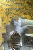 компьютеризированные металлы стоковая фотография rf