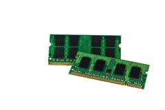 Компьютерная память компьютер-книжки Стоковые Изображения