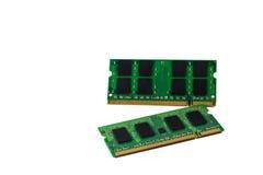 Компьютерная память компьютер-книжки Стоковая Фотография RF