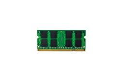 Компьютерная память компьютер-книжки Стоковое фото RF