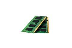 Компьютерная память компьютер-книжки Стоковое Фото