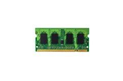 Компьютерная память компьютер-книжки Стоковые Изображения RF