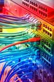 Компьютерная сеть информационной технологии Стоковые Фотографии RF