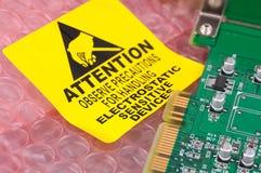 компьютерное оборудование Стоковая Фотография RF