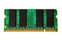 Компьютерные памяти Стоковое фото RF