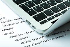 Компьютерный программист Стоковая Фотография RF