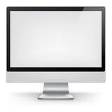 Компьютер. Вектор EPS 10. Стоковое Фото