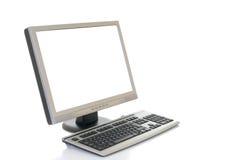 компьютер высокотехнологичный Стоковые Изображения