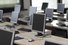 компьютер класса 6 Стоковые Фото