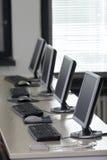 компьютер класса 7 Стоковое Фото
