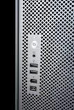 компьютер кнопки Стоковые Изображения RF