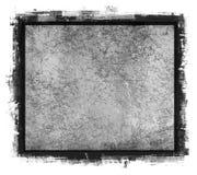 Компьютер конструировал границу grunge бесплатная иллюстрация