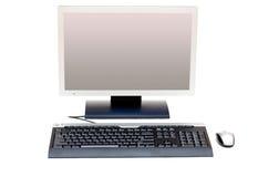 компьютер личный Стоковая Фотография RF