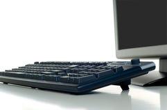 компьютер самомоднейший Стоковая Фотография