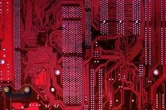 компьютер цепи доски Стоковое фото RF