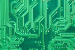 компьютер цепи доски Стоковая Фотография