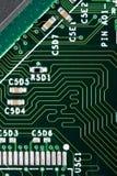 компьютер цепи электронный стоковое изображение