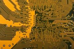 компьютер цепи доски Стоковые Фото