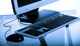 компьютер Стоковые Изображения