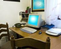компьютер Стоковое Фото