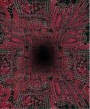 компьютер circuitboard Стоковые Фотографии RF