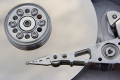 компьютер harddrive Стоковые Фото