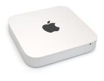 Компьютер Mac мини Стоковые Изображения RF