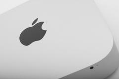 Компьютер Mac мини Стоковое Изображение