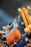 Компьютер Mainboard стоковая фотография rf