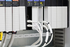 Компьютер PLC Стоковая Фотография