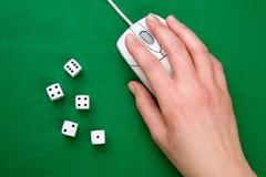 компютерная игра Стоковая Фотография