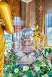 Комплекс виска Wat Chalong в Пхукете, Таиланде Стоковое Фото