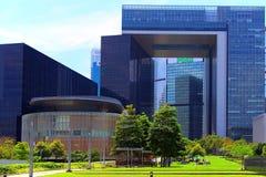 Комплекс законодательного совета, Гонконг Стоковые Изображения