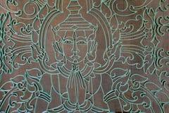 Комплекс королевского дворца - Пномпень Стоковое Изображение